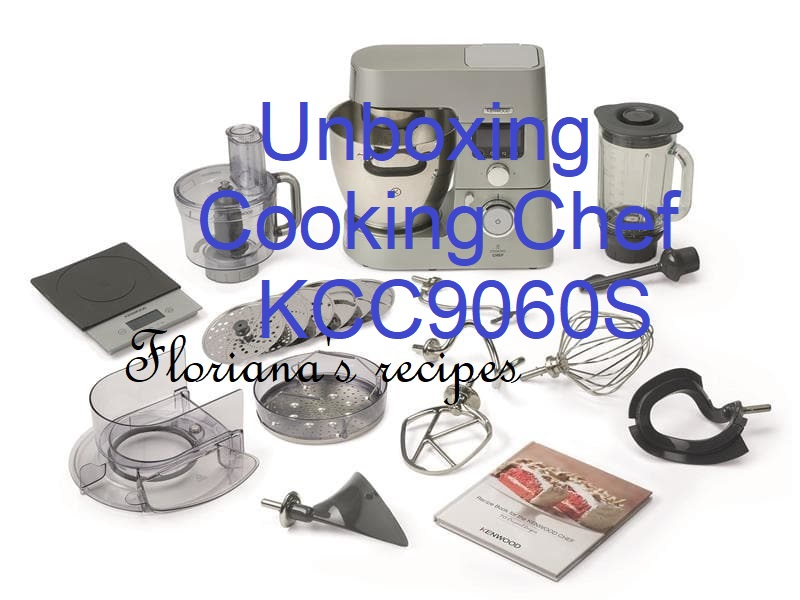 Unboxing Cooking Chef KCC9060S