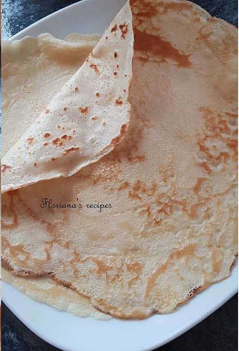 Light Crepes
